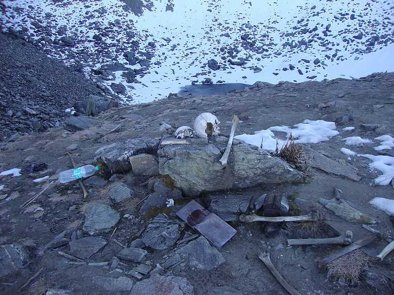 Roopkund, facts about india