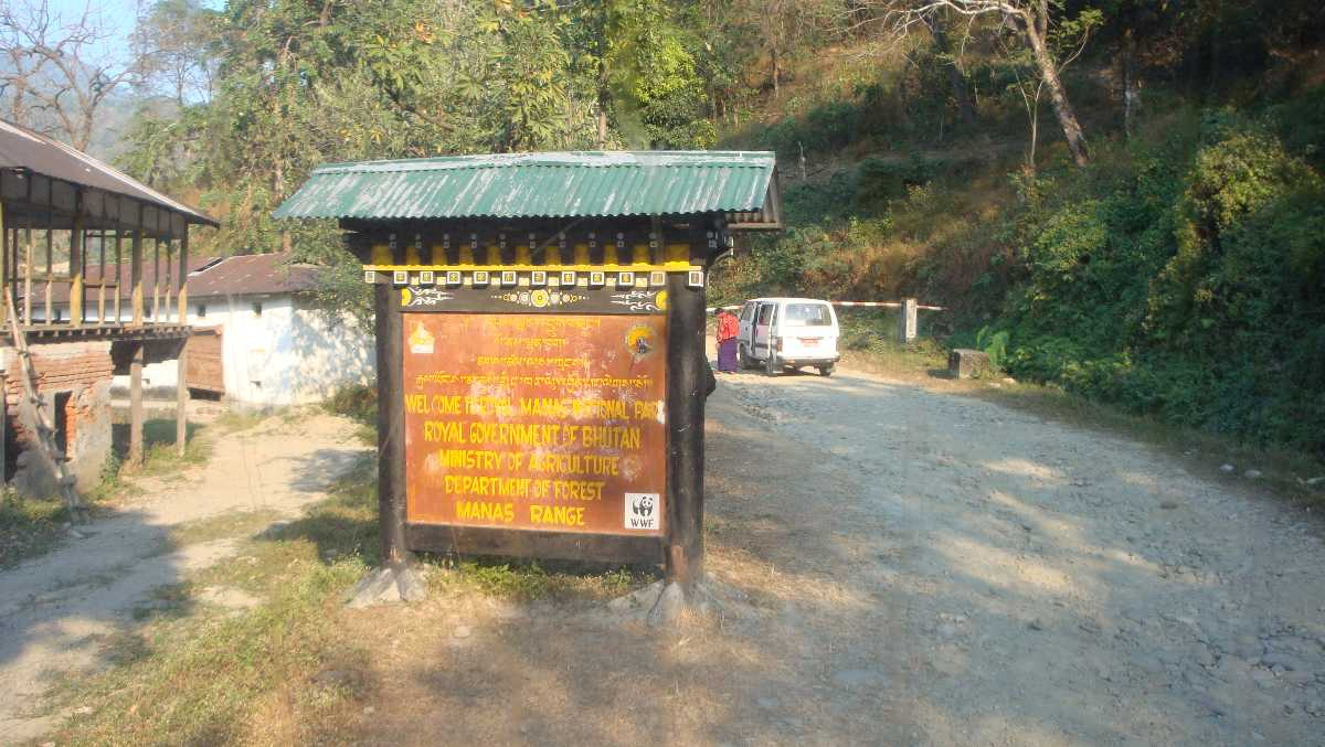 Royal Manas National Park
