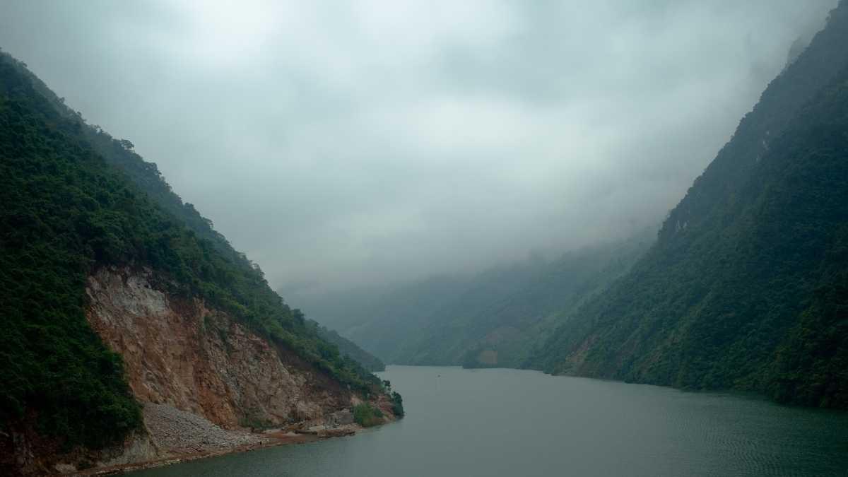Black River, Rivers in Vietnam