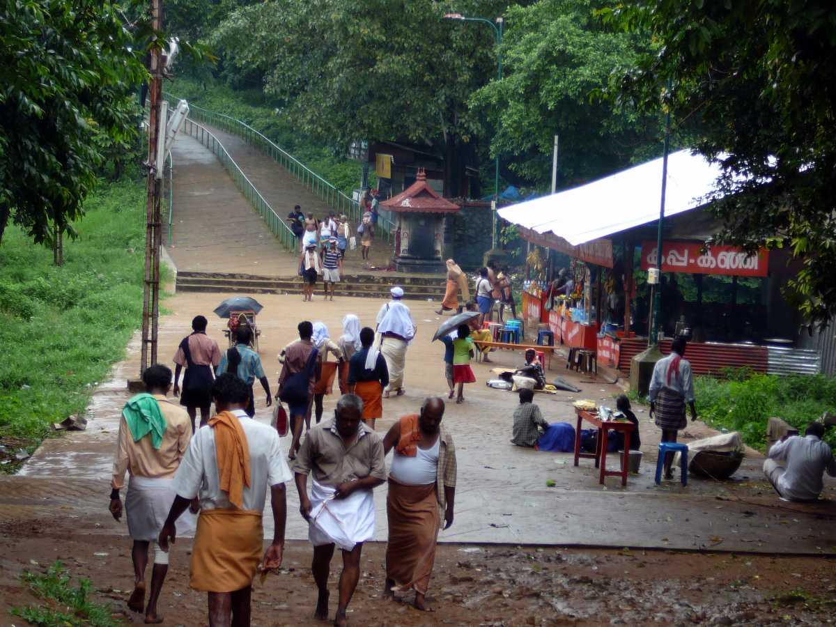 Sabaripeedam at sabarimala