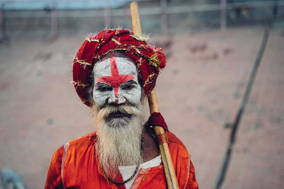 Sadhu at Benaras, Witness the rich culture of Benaras through these pictures