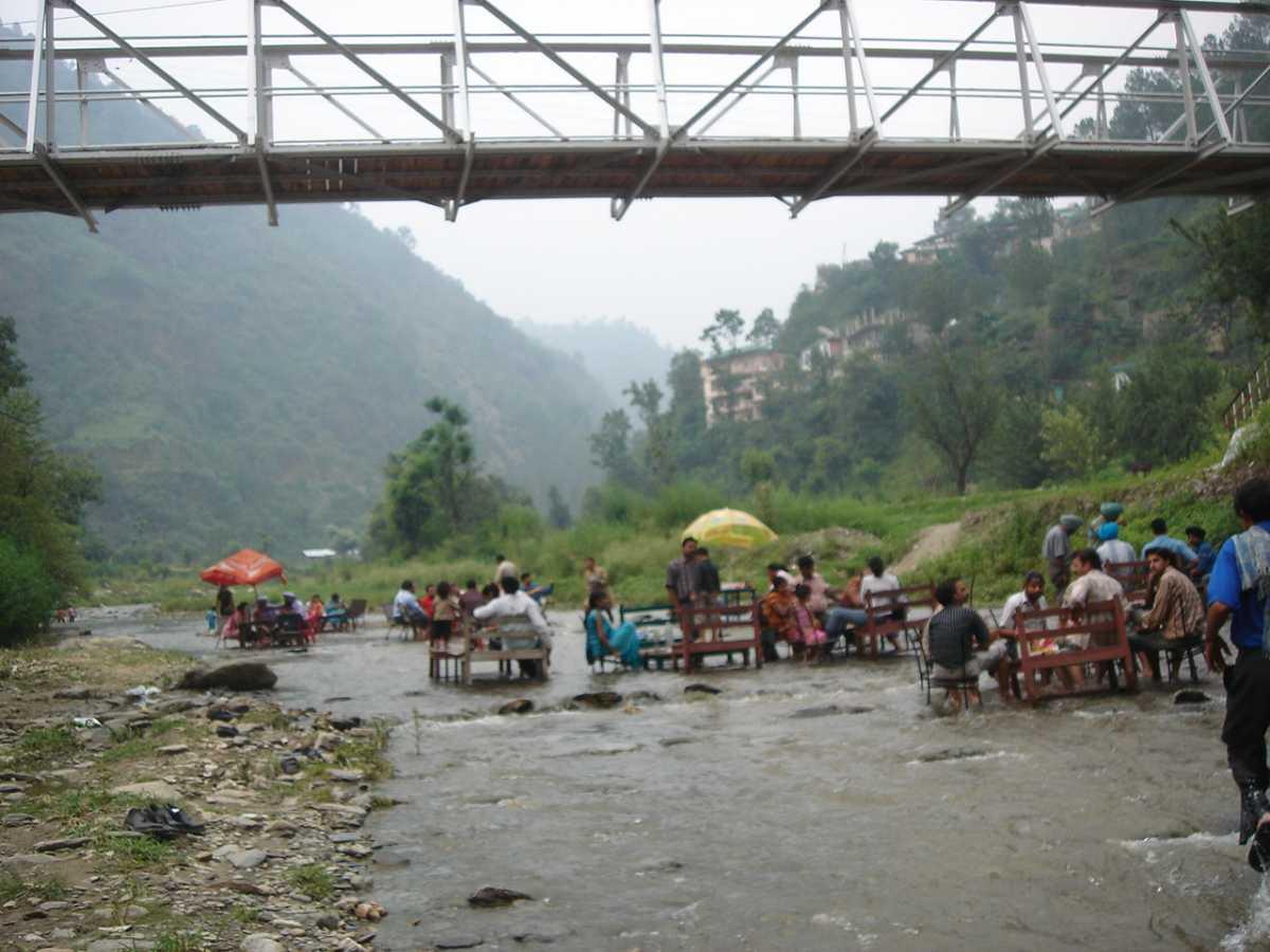 Sadhupul Bridge Chail