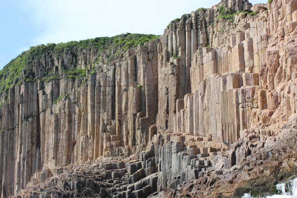 Sai Kung Volcanic Rock Region, Hong Kong Global Geopark