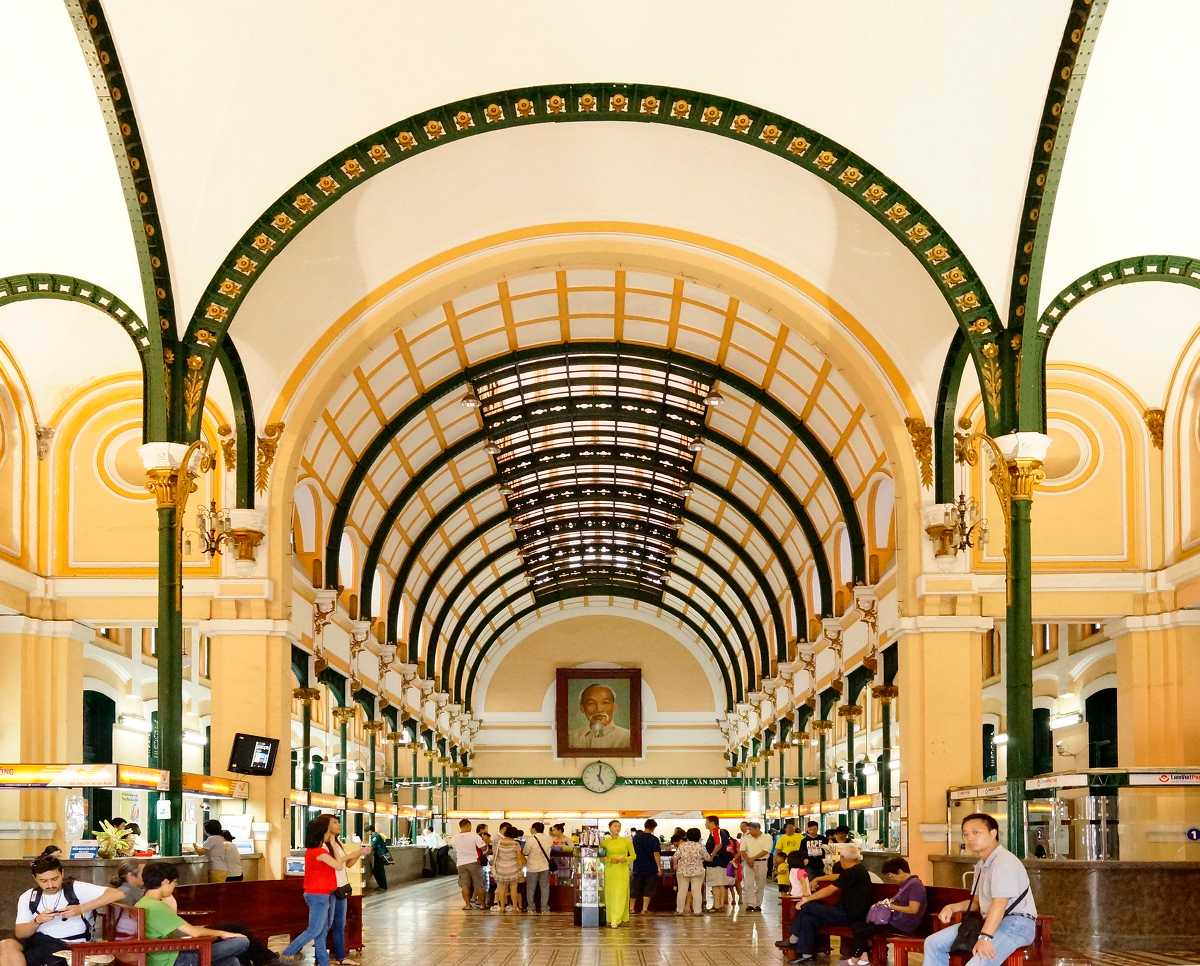 Saigon Central Post Office, Free Things to do in Ho Chi Minh City