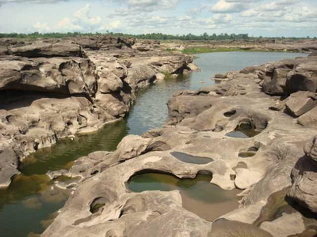 Sam Phan Bok, Landscapes of Thailand