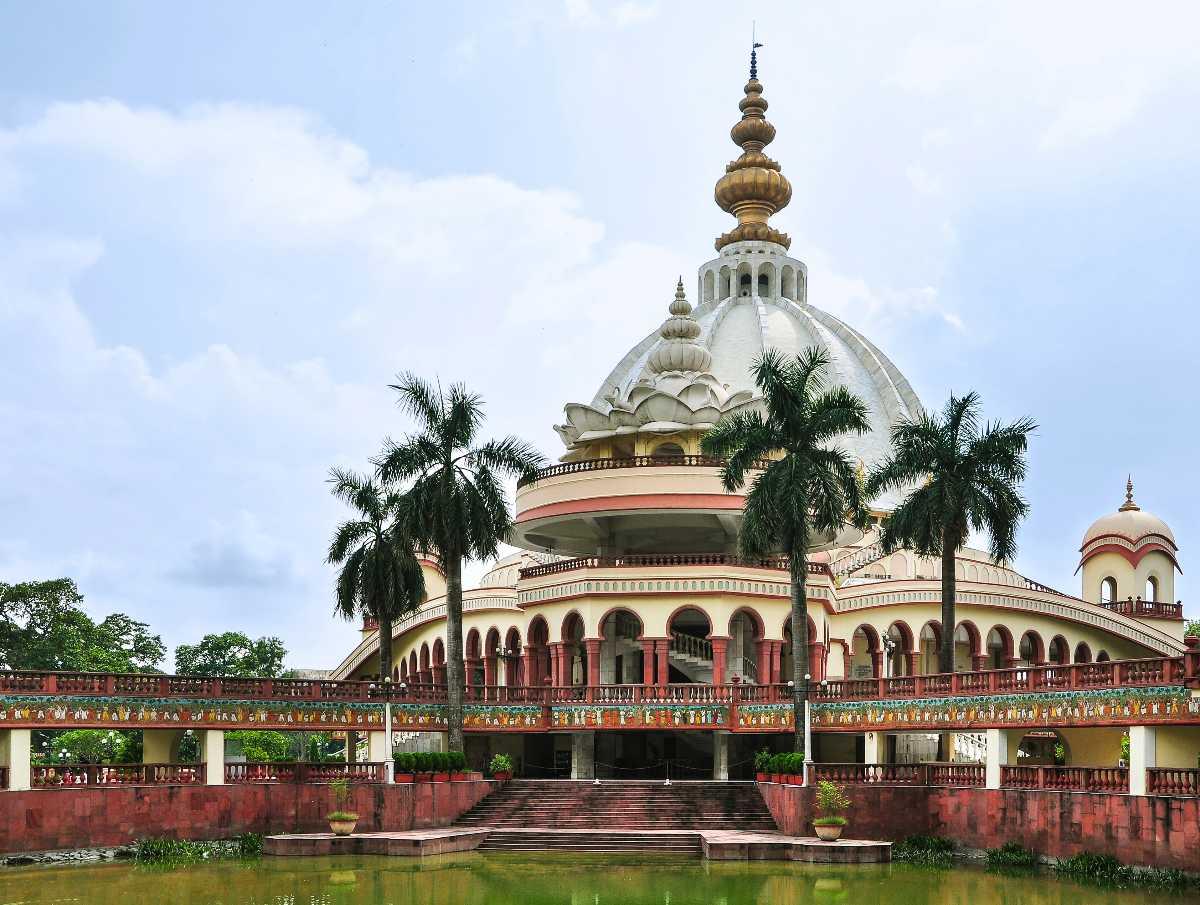 Samadhi Mandir, Mayapur