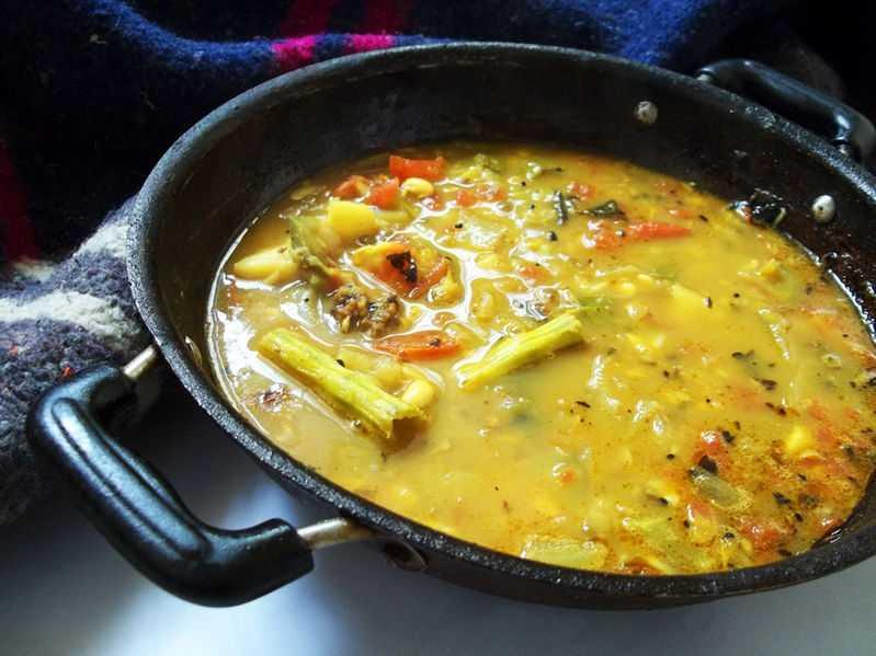Santula, Food of Odisha