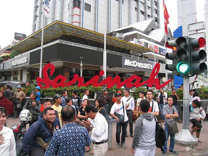 Sarinah, Shopping in Jakarta
