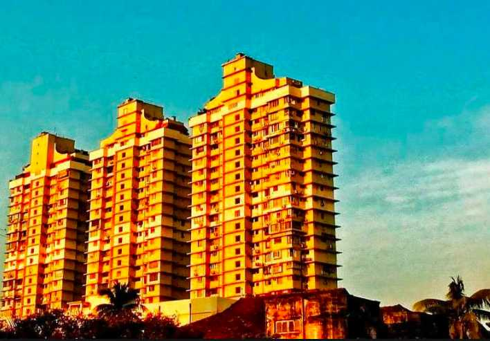 Haunted Places in India, Grand Paradi Towers, Malabar Hills