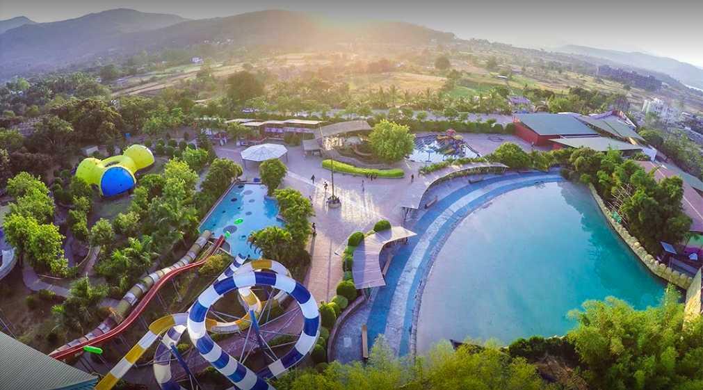 Krushnai Water Park,  Water parks in Pune