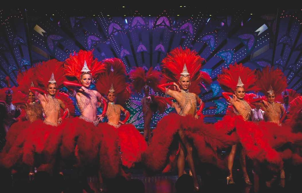 Feerie, Moulin Rouge