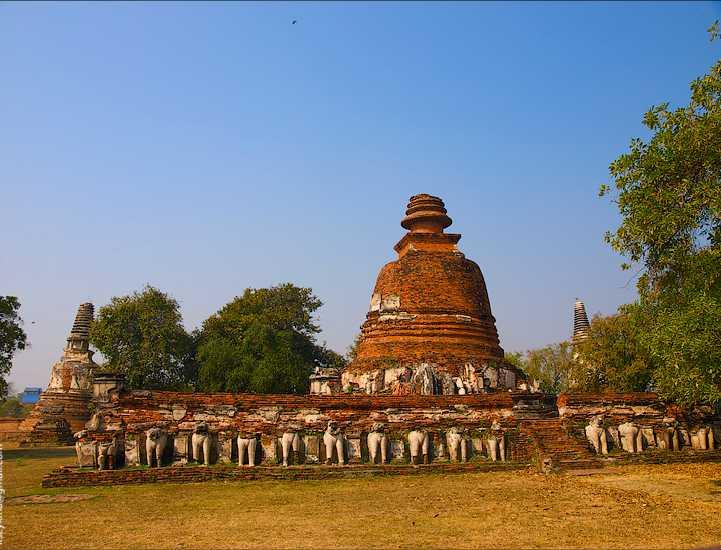 Wat Maheyong, Ayutthaya
