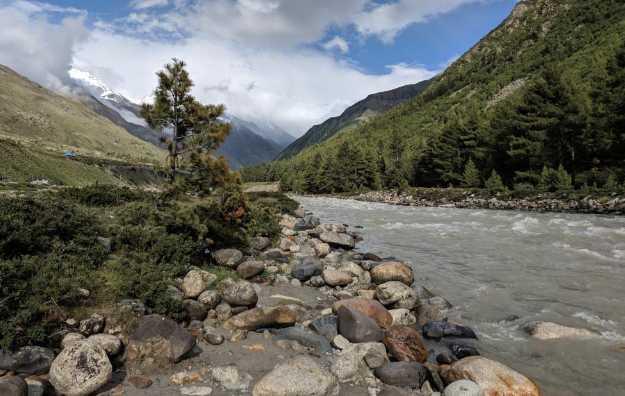 Shimla River