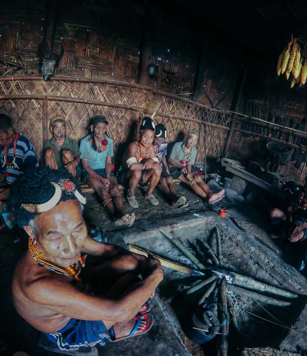 Konyak Tribe of Nagaland