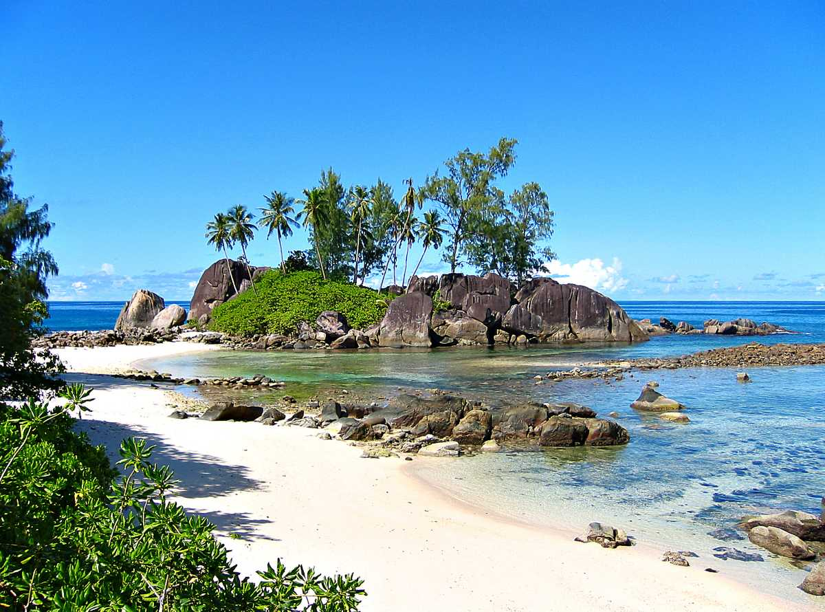 Weather in April, Seychelles in April