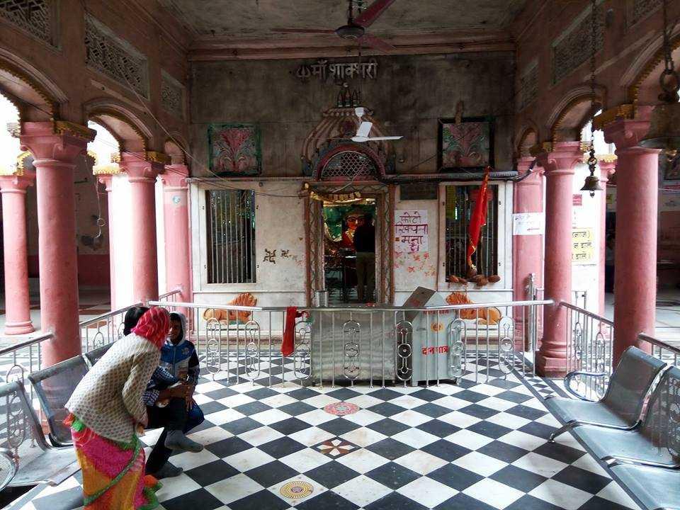 Shakambari Devi Temple
