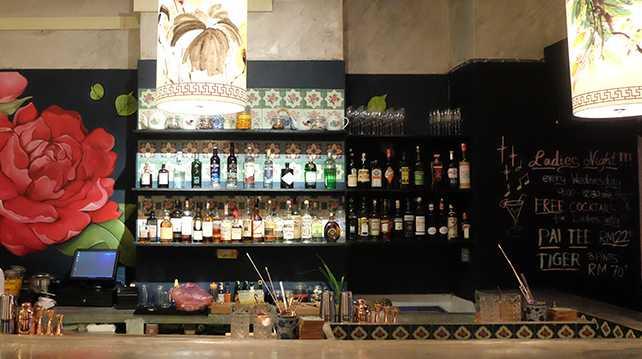 Shelly Yu's, Kuala Lumpur Bars