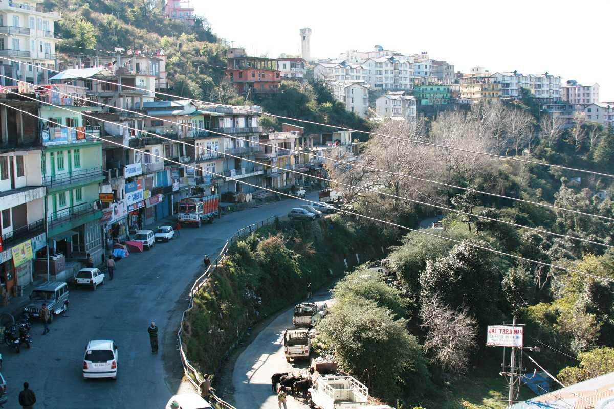 Shoghi Town