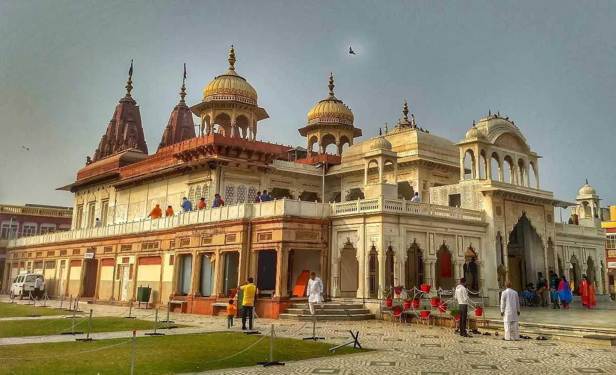 Shri Mahavirji Jain Temple