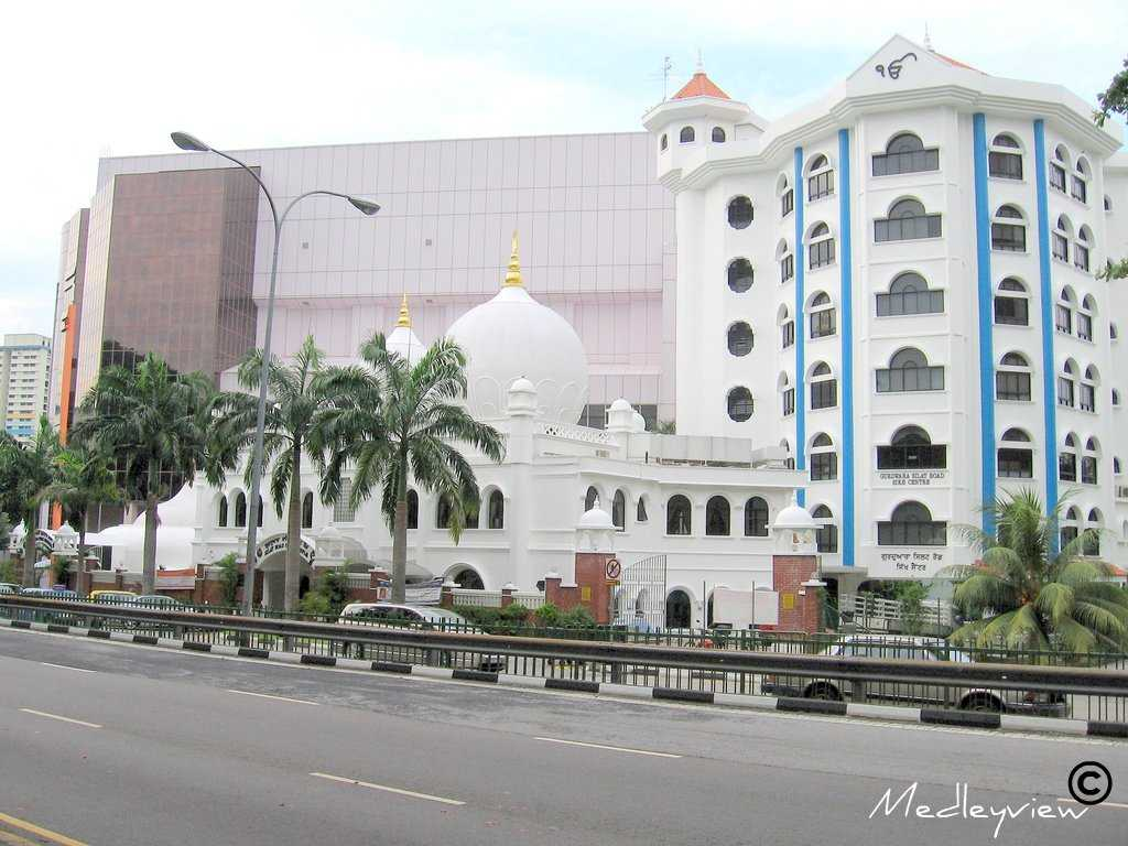 Sikh Temple, Silat Road