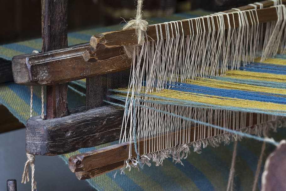 Silk Weaving Centres