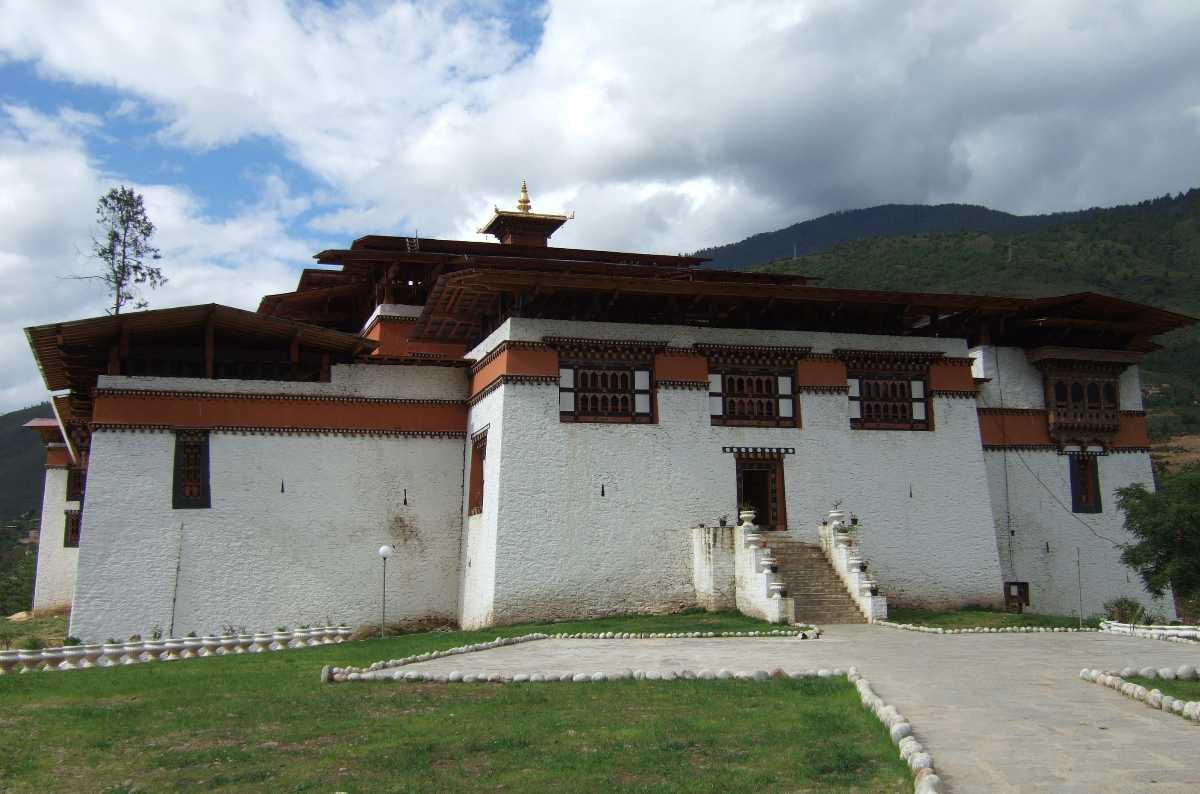 Simtokha Dzog, Dzongs in Bhutan