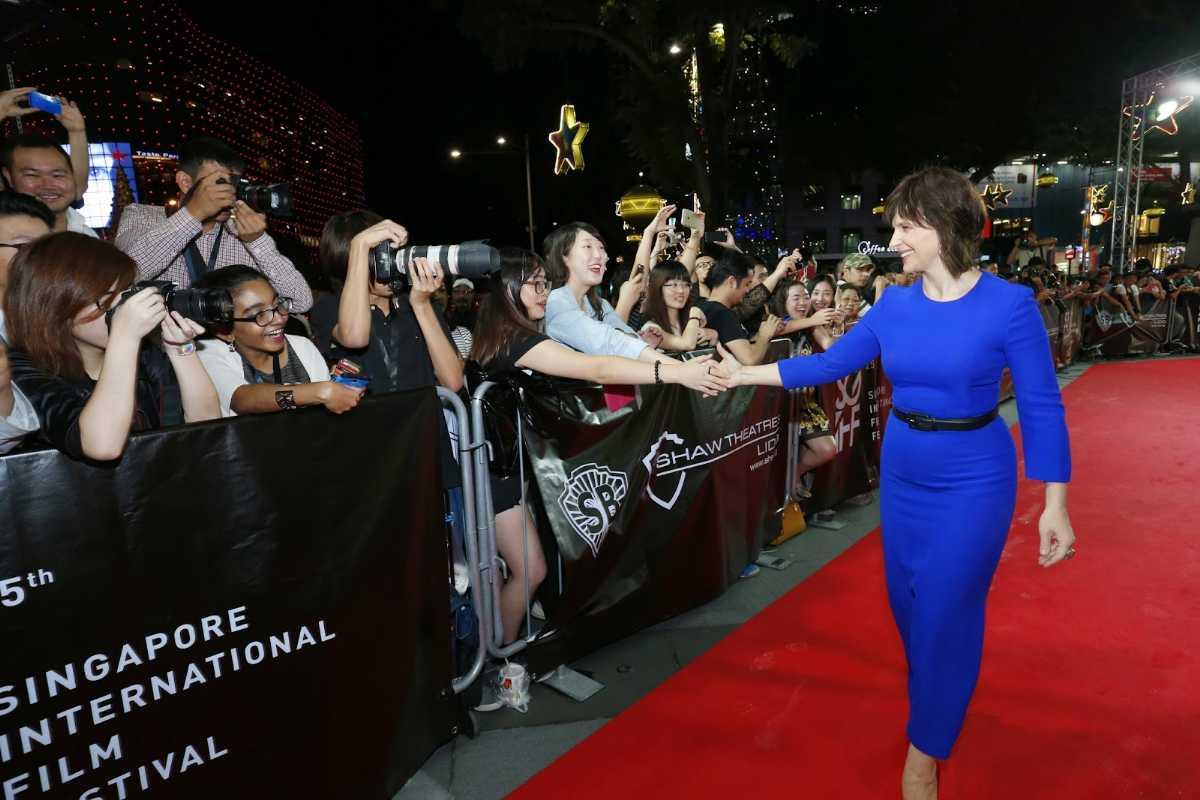 Singapore International Film Festival, Singapore in November