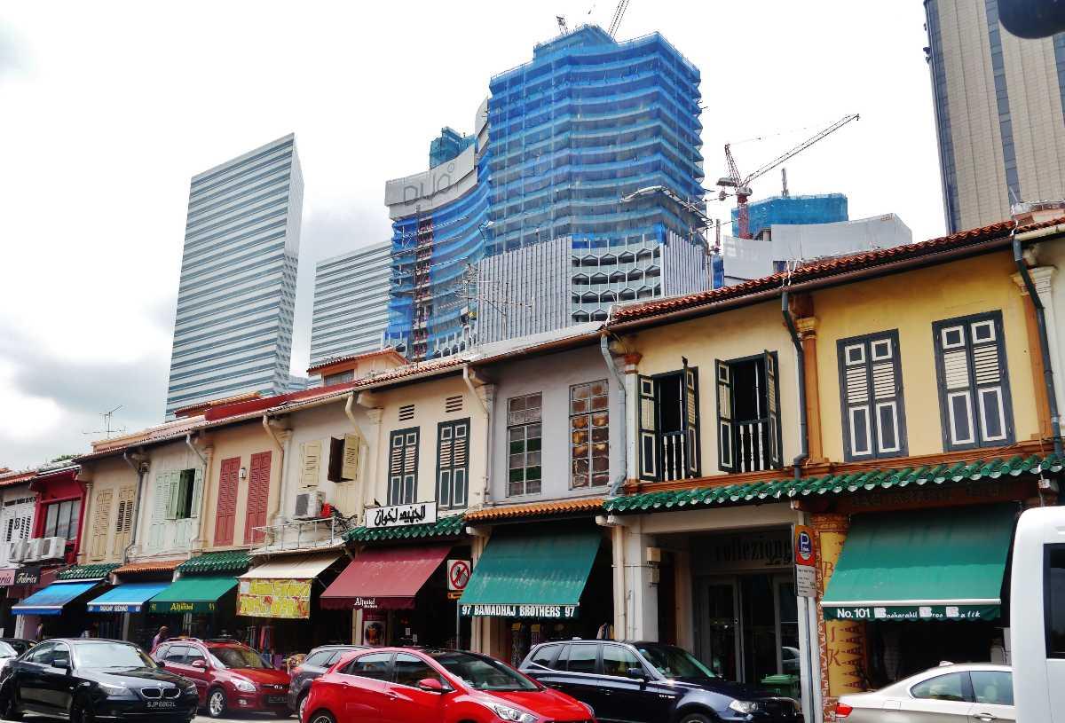 Kampong Glam, Shopping in Singapore