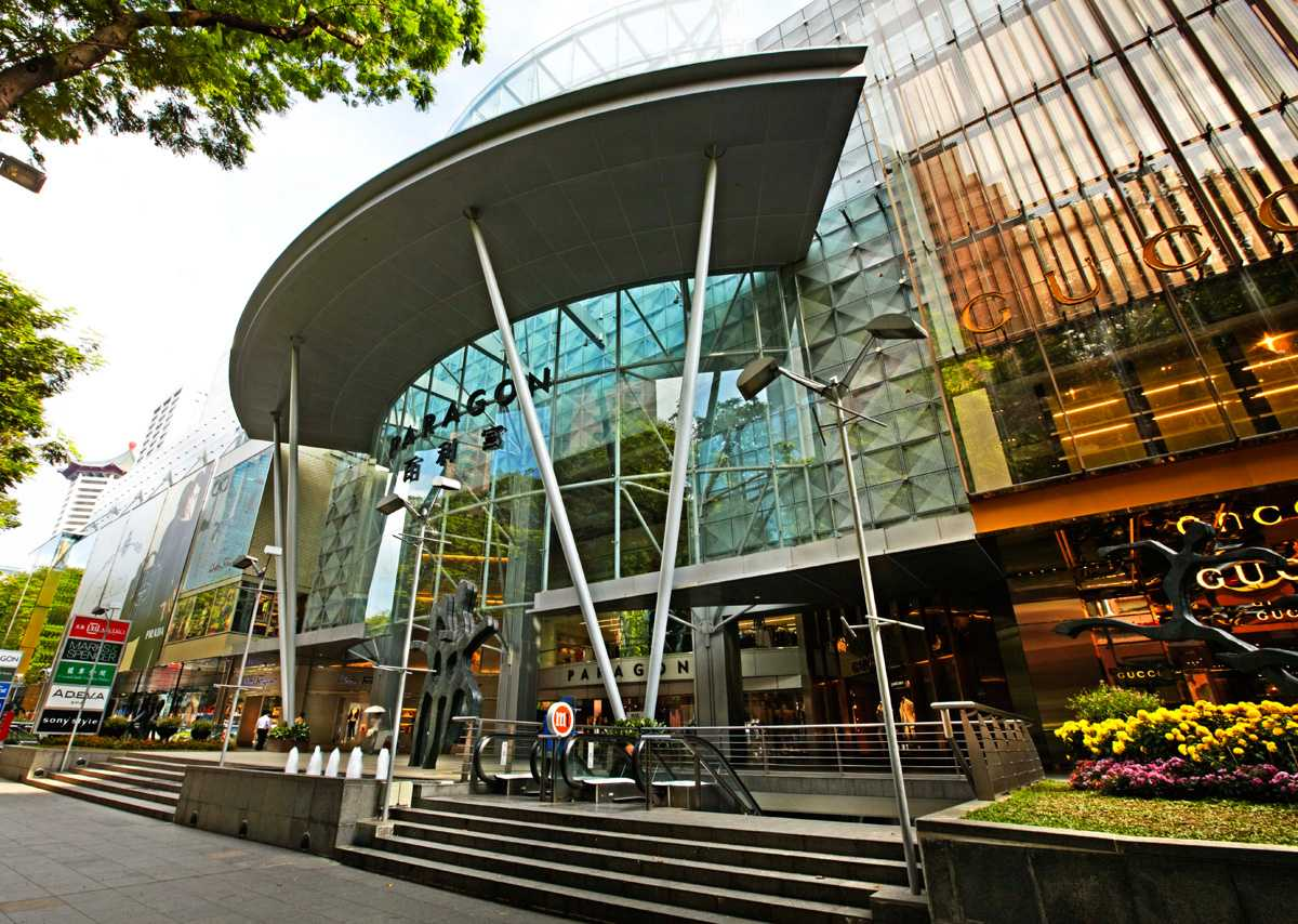 Paragon Shopping Centre, Singapore