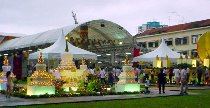 Vesak Day Singapore
