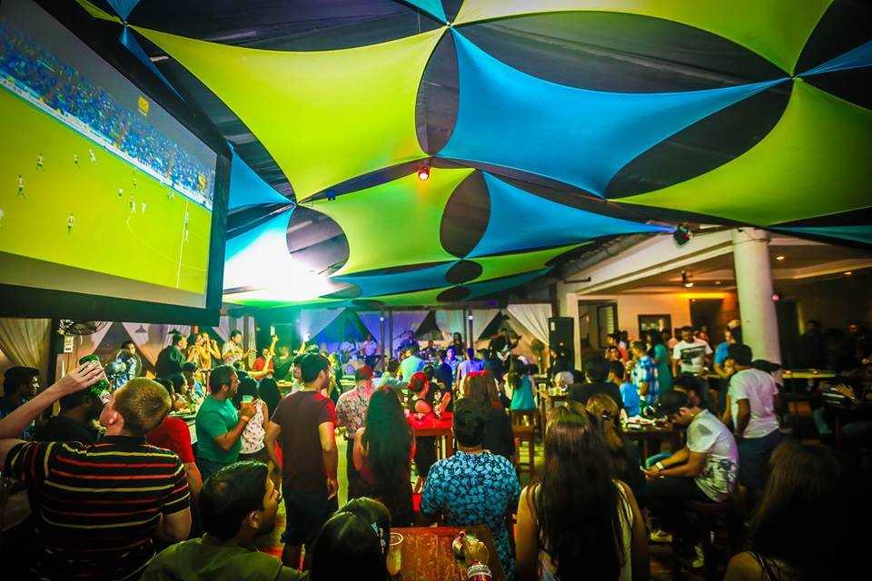 SinQ Night Club, Goa Nightlife