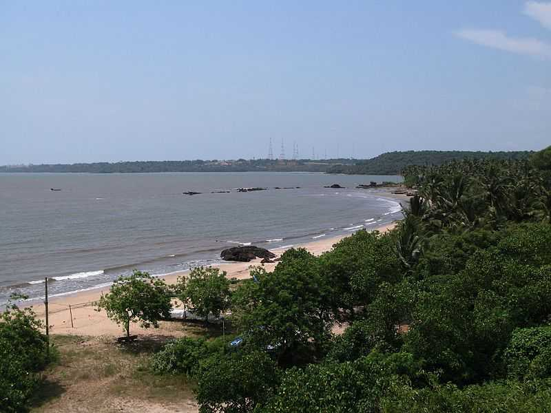 Siridao Beach, Goa beaches, best beaches in goa