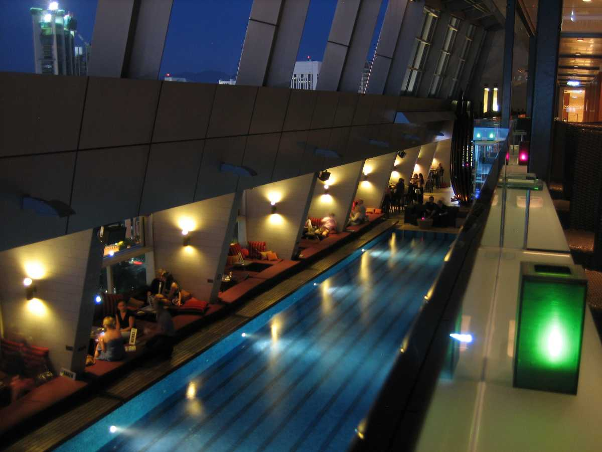 Rooftop Bars in Malaysia