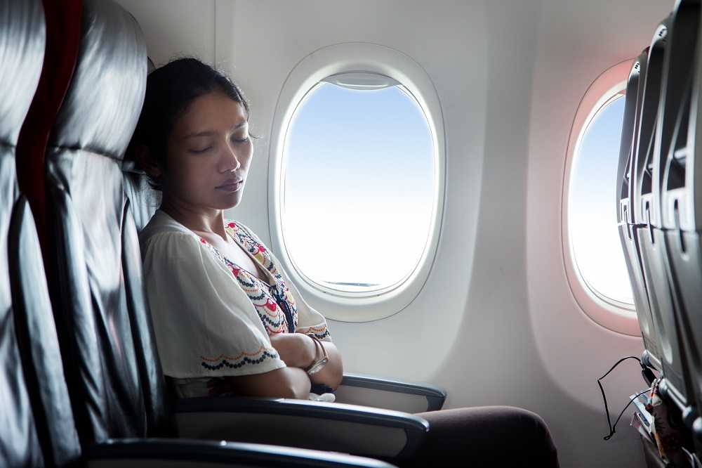 Sleep During The Flight
