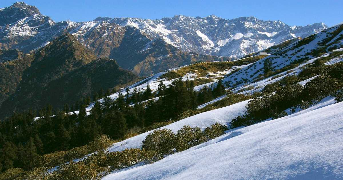 Chopta, Tungnath and Chandrashila Trek