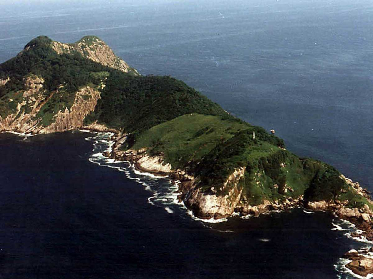 Snake Island, Forbidden Places around the World