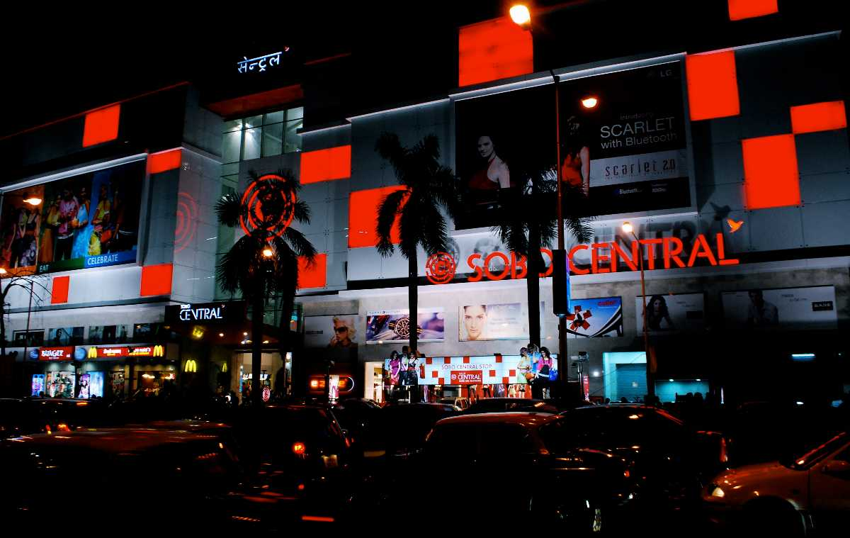 Central Mall Gurgaon