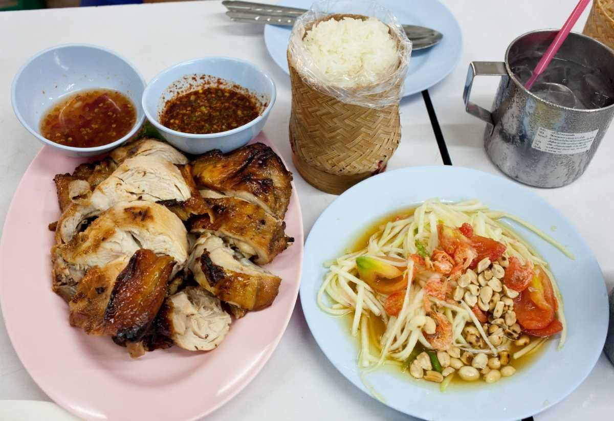 Food in Pattaya