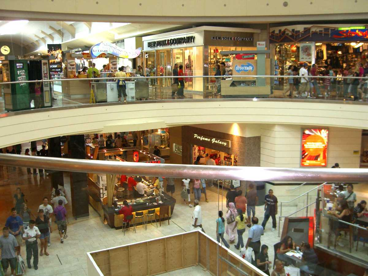 South Indian Shopping Mall