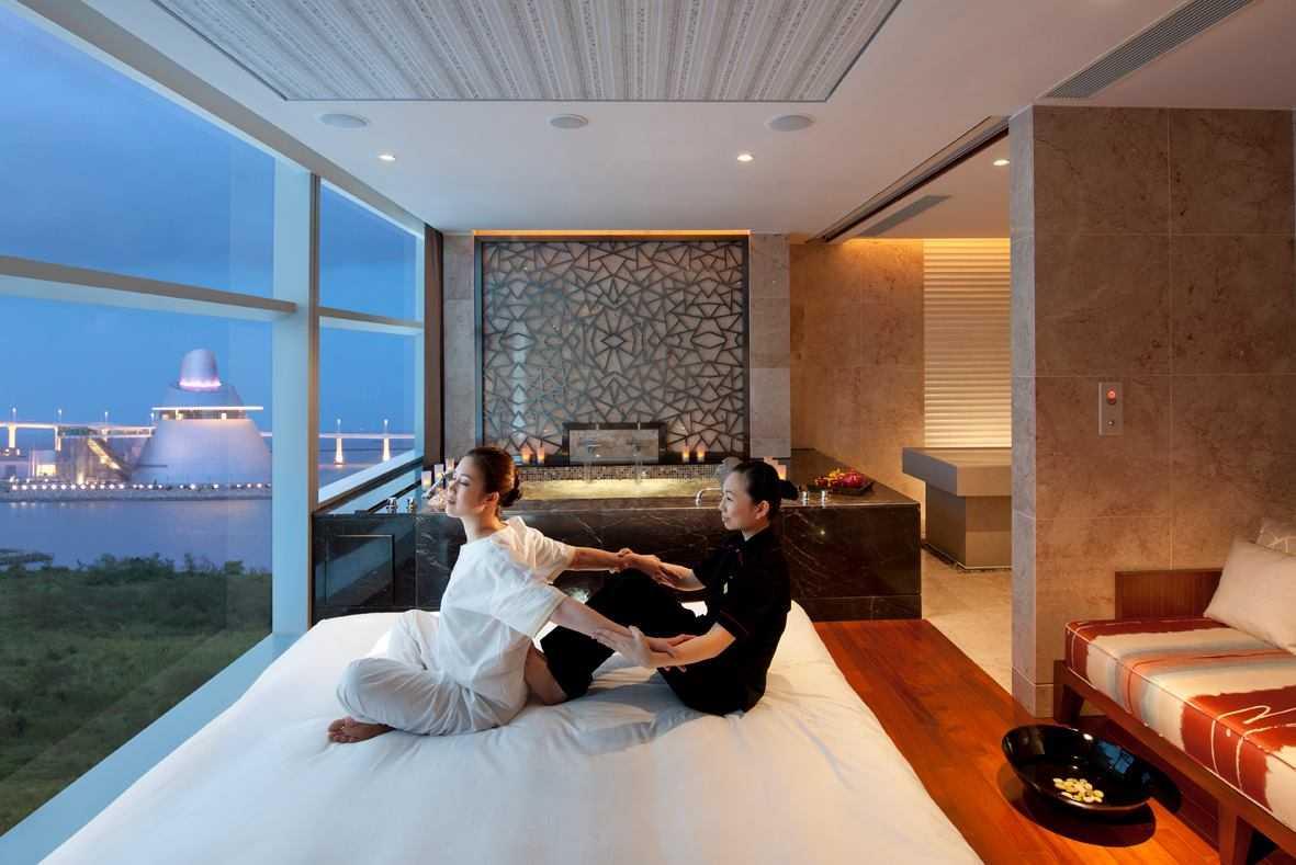 Spa at Mandarin Oriental Hotel