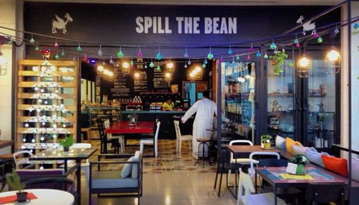 Spill the Bean Dubai