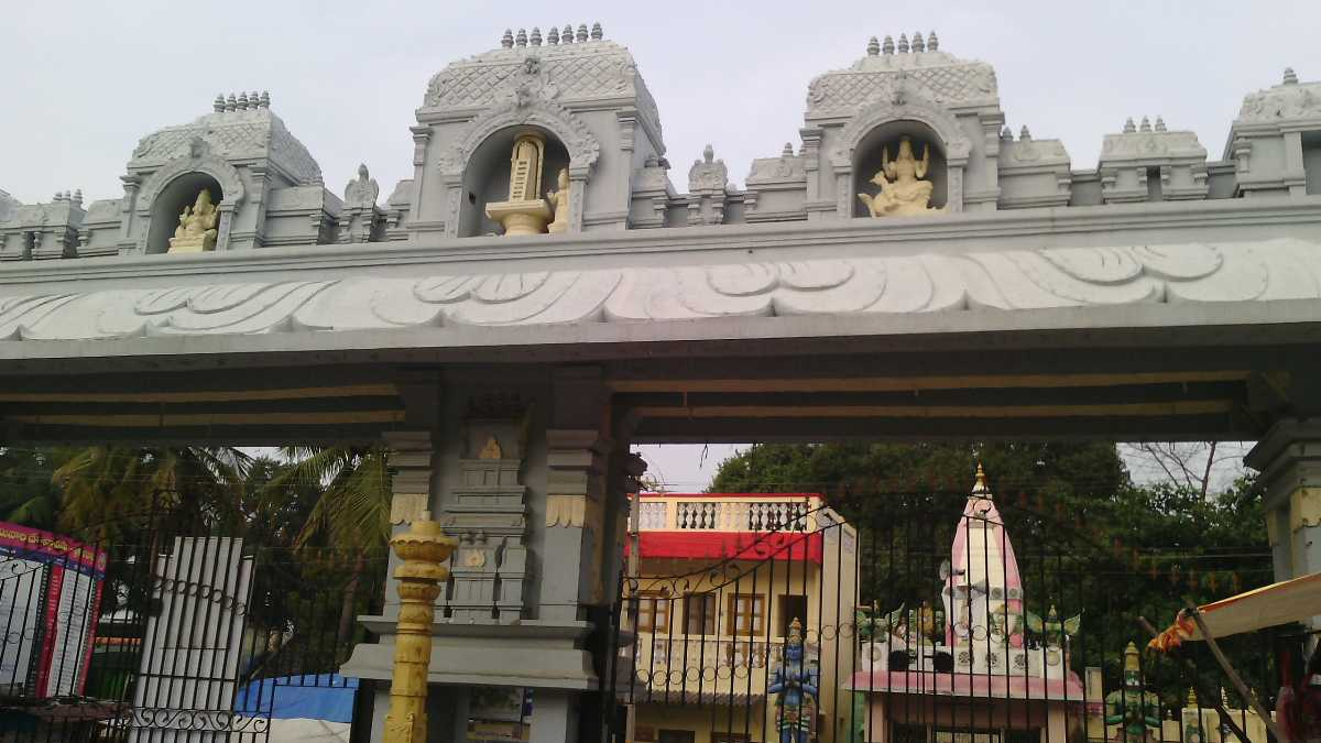 Legends of Srikalahasti Temple