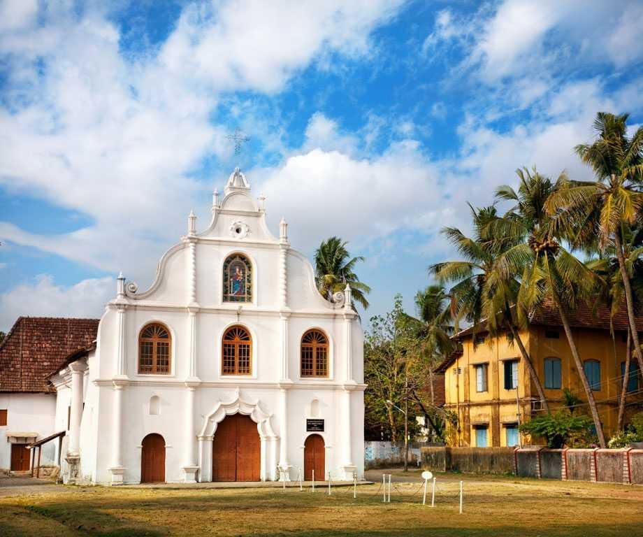 Église Saint-François à Cochin