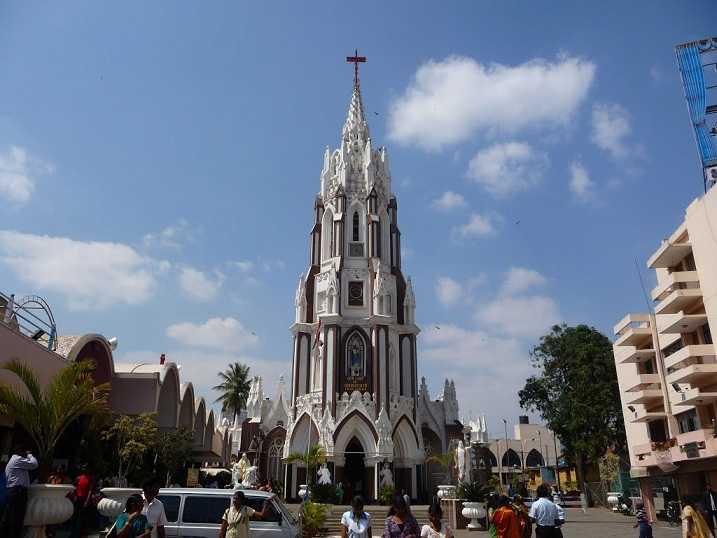 St  Mary's Basilica, Bangalore | Mass Timings, Visiting