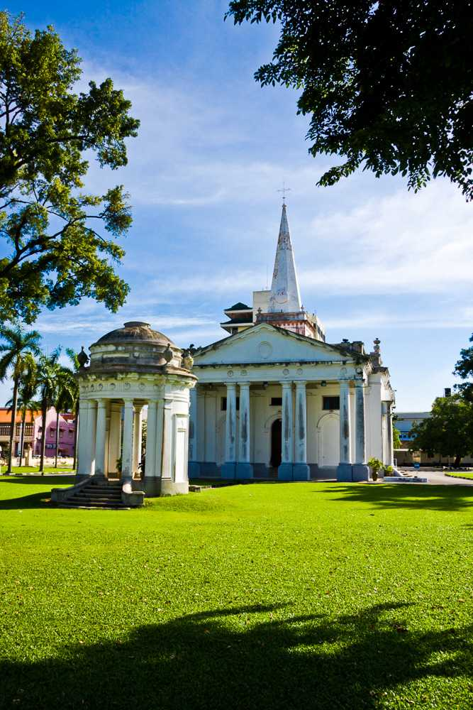 St. George Church, Penang