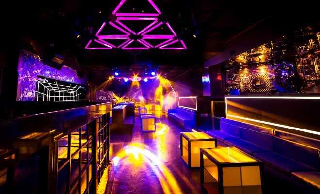 Stereo Arcade, Nightlife in Dubai