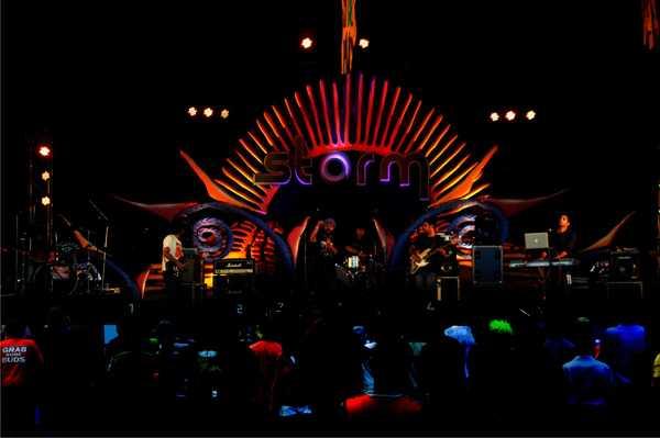 music festivals in india, storm