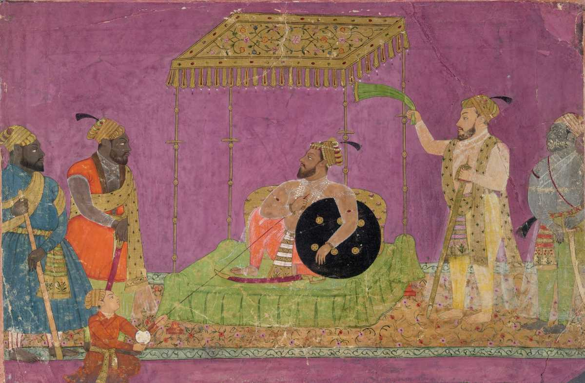 Adil Shah of Bijaypur