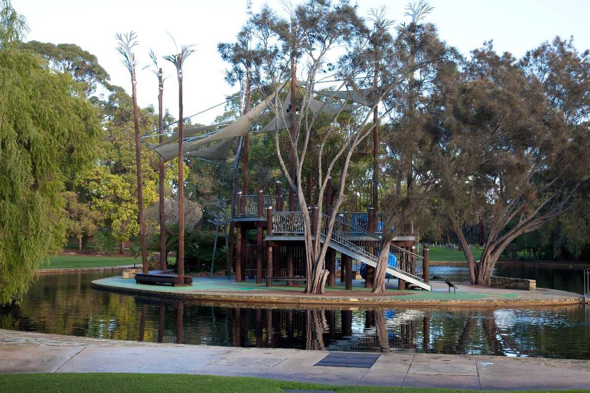 May Drive Parkland Kings Park Perth