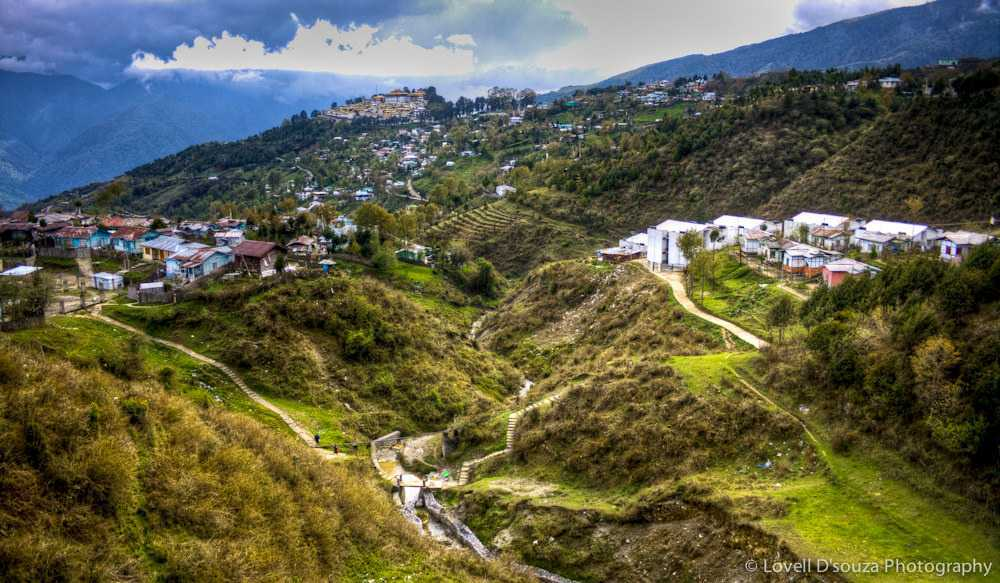 Tawang is Now Tagged as The Cleanest District in North East India